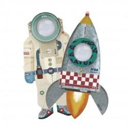 Žvilgsnis astronauto akimis