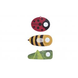 Vabzdžio akimis