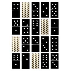 """Mikro žaidimas """"Domino"""""""